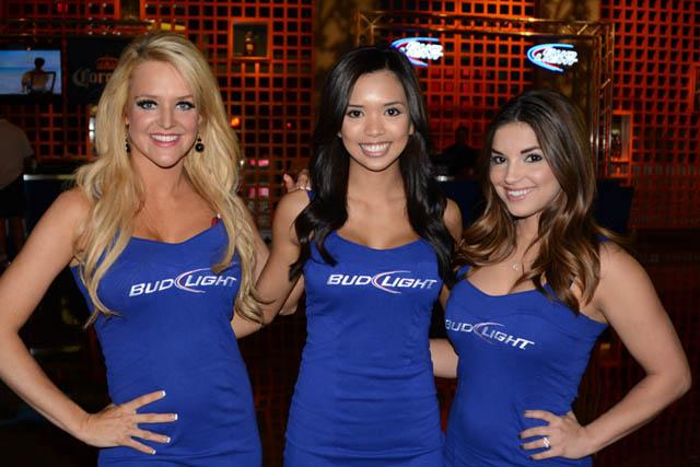 The Beverage Promo Girls