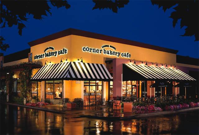 Is Corner Bakery Fast Food