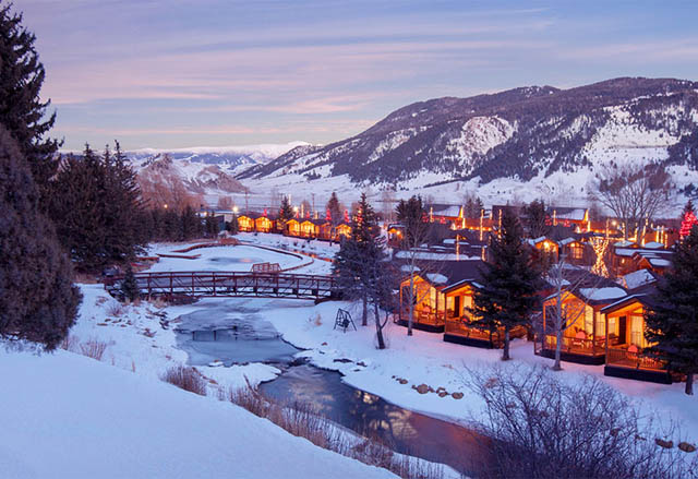 Most affordable luxury winter vacations for Winter vacations in us